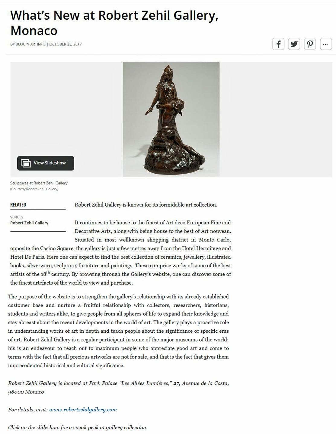 Latest News Art Nouveau Art D 233 Co Antiquaire 224 Monaco